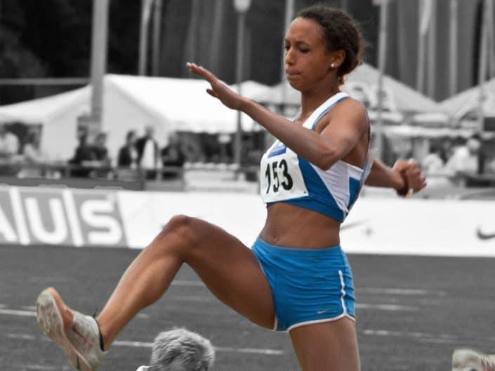 Leichtathletik / Malaika Mihambo